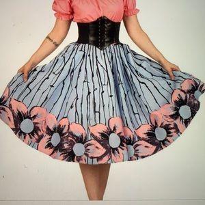 TATYANA Circle Skirt Mimoza Fashion